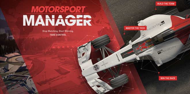 Motorsport Manager v1.5.1.16749 + 5 DLC – торрент