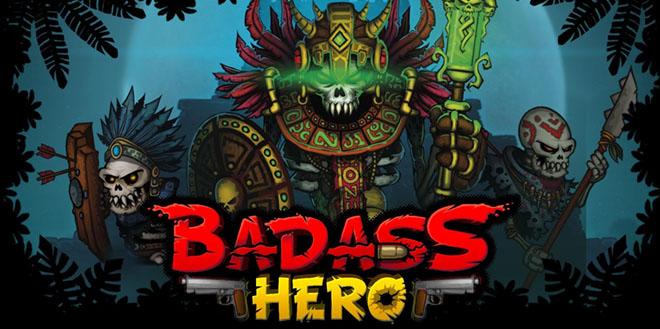 Badass Hero / Крутой Герой v30 - игра на стадии разработки