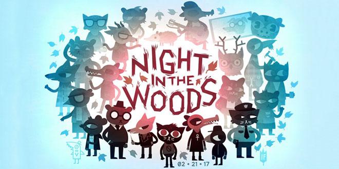 Night in the Woods Build 133 – полная версия