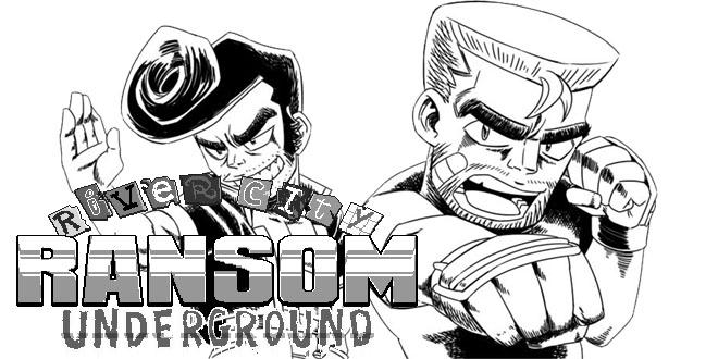 River City Ransom: Underground – полная версия