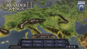 Crusader Kings 2 v2.8.1.1 + 70 DLC - полная версия на русском