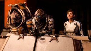 Mass Effect: Andromeda v1.09 – торрент