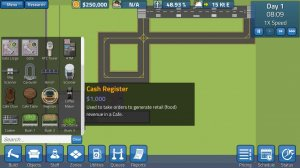 SimAirport v07.09.2017 - игра на стадии разработки