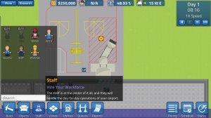 SimAirport v29.10.2018 - игра на стадии разработки