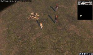 Endciv v0.0.373 - игра на стадии разработки