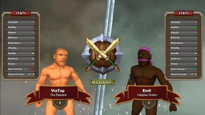 Warriors: Rise to Glory! v0.30 - игра на стадии разработки
