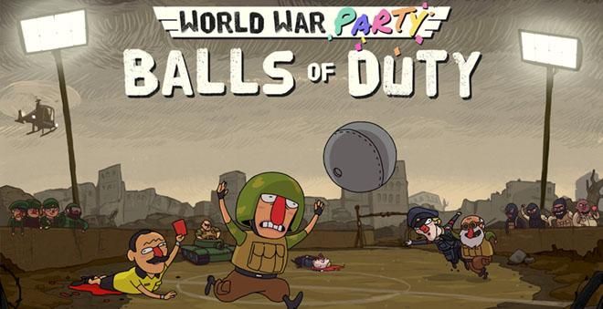 World War Party: Balls of Duty v0.1.9 - игра на стадии разработки