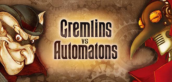 Gremlins vs Automatons v1.0.0.202
