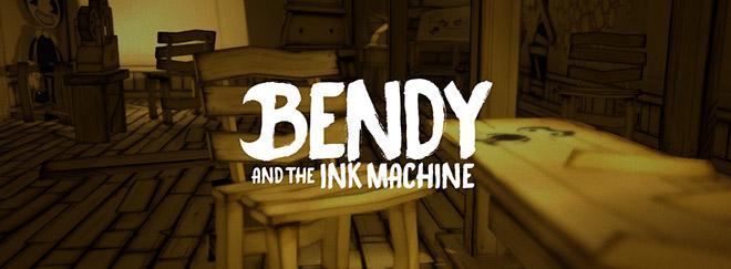 Bendy and the Ink Machine v1.4.1.0 - игра на стадии разработки