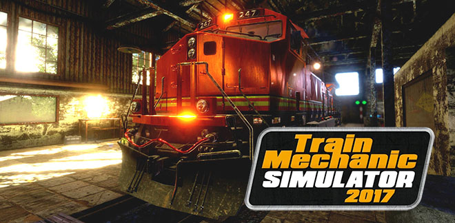 Train Mechanic Simulator 2017 v1.0.16 – на русском