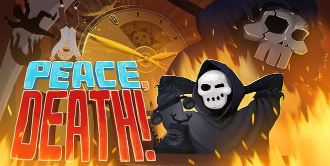 скачать игру через торрент peace death