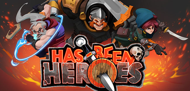 Has-Been Heroes v1.1.0 - полная версия