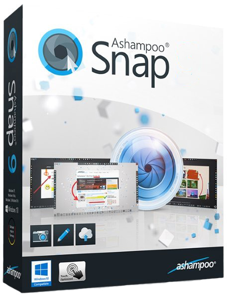 Ashampoo Snap 10.0.7 + Crack