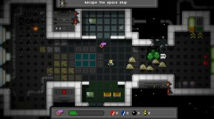 Space Pirate v0.441 - игра на стадии разработки