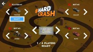 #HardCrash v0.11.1 - игра на стадии разработки