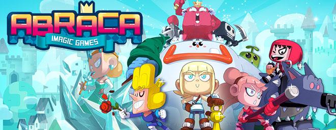 ABRACA: Imagic Games - полная версия