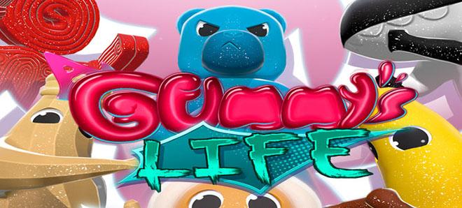 A Gummy's Life v0.91 - игра на стадии разработки