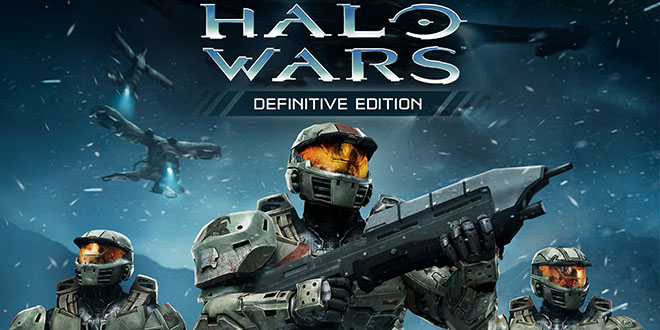 Halo Wars: Definitive Edition v1.2033.2.0 – торрент