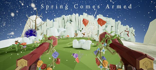 Spring Comes Armed - игра на стадии разработки