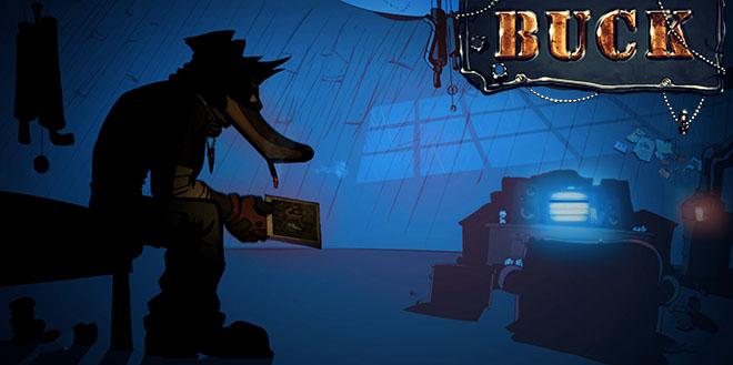 BUCK v1.1.624 - игра на стадии разработки