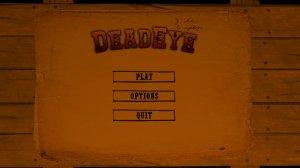 DeadEye v0.1.6 - игра на стадии разработки