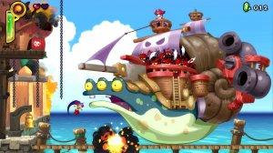 Shantae: Half-Genie Hero v1.0 - полная версия на русском