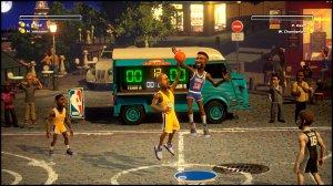 NBA Playgrounds v1.4 - полная версия