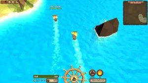 Pirates of the Polygon Sea v0.1.8 - игра на стадии разработки