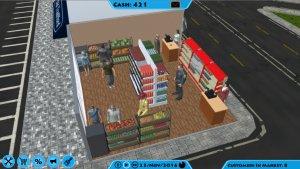 Market Tycoon v1.1.8 - игра на стадии разработки
