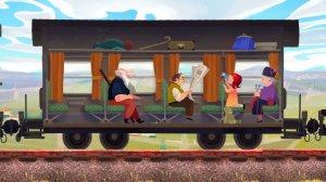 Old Man's Journey – полная версия на русском