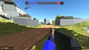 Ravenfield Build 22 - игра на стадии разработки