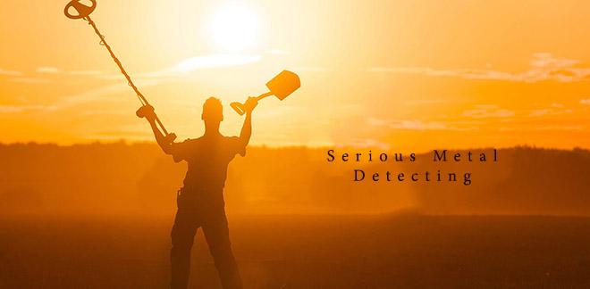 Serious Metal Detecting - симулятор кладоискателя