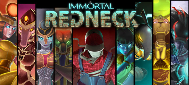 Immortal Redneck v1.3.2 – торрент