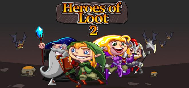 Heroes of Loot 2 v1.2.0 - полная версия