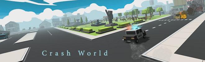 Crash World Alpha v1.7 - игра на стадии разработки