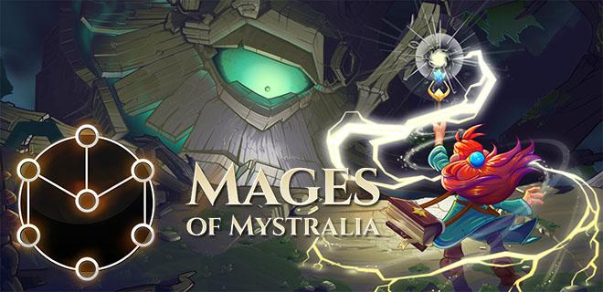 Mages of Mystralia v25464 - полная версия на русском