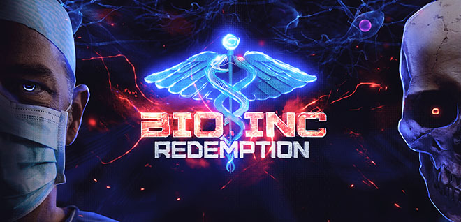 Bio Inc. Redemption v0.90.1 - игра на стадии разработки