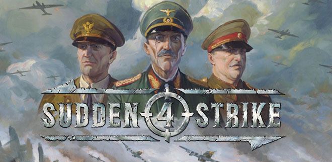Sudden Strike 4 v1.08.24201 – полная версия на русском