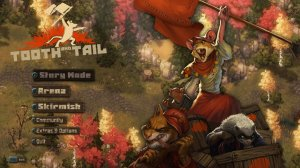 Tooth and Tail v1.0.2 - полная версия