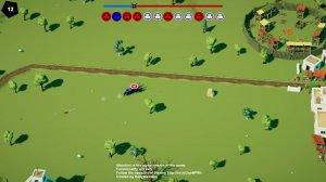 Horde Attack Alpha v3 - игра на стадии разработки