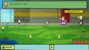 Kindergarten v1.4 - игра на стадии разработки