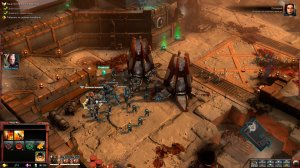 Warhammer 40,000: Dawn of War III v4.0.0.16278 – торрент