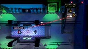 Geneshift v0.998 - игра на стадии разработки