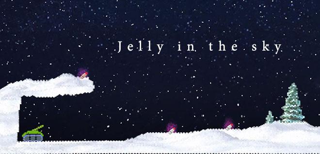 Jelly in the sky v19.12.2017 - игра на стадии разработки
