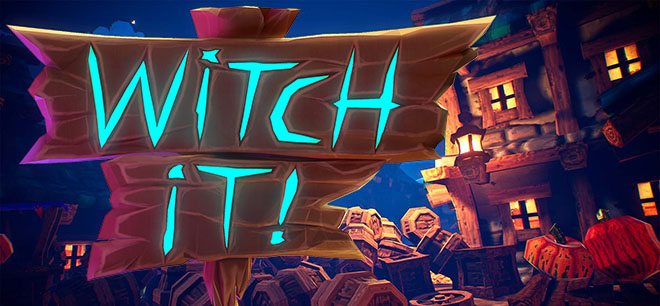 Witch It v0.8.3 - игра на стадии разработки