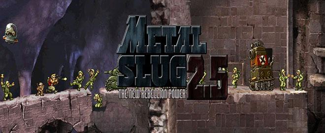 Metal Slug 2.5 v0.9.1 – демо