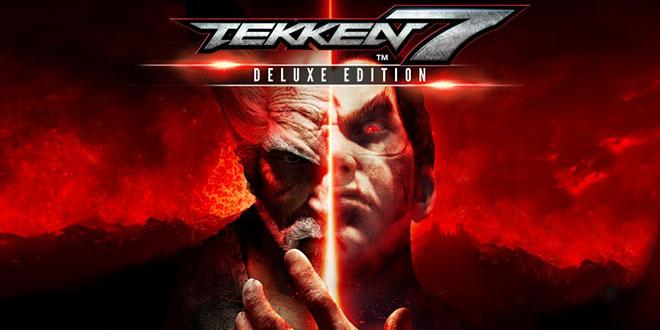 TEKKEN 7 Deluxe Edition v2.21 – торрент