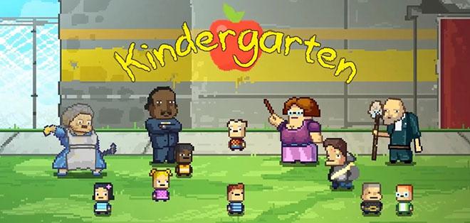Kindergarten v1.3 - игра на стадии разработки