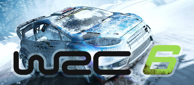 WRC 6 FIA World Rally Championship – торрент