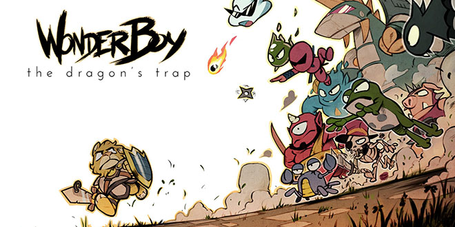 Wonder Boy: The Dragon's Trap v1.02.16 - полная версия